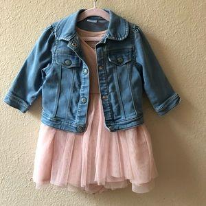 🌻Gymboree jean jacket 6-12 months